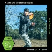 Andrew Montgomery, Prodigy Disc Protegee, New generation of elite disc golfers.