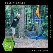 Collin Bailey, Prodigy Disc Protegee, New generation of elite disc golfers.