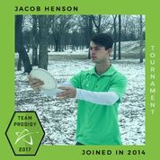 Jacob Henson, Prodigy Disc Protegee, New generation of elite disc golfers.