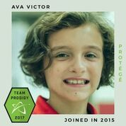 Ava Victor, Prodigy Disc Protegee, New generation of elite disc golfers.