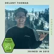 Delany Thomas, Prodigy Disc Protegee, New generation of elite disc golfers.