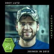 Joey Lutz, Member of the Prodigy's Tournament Team, Disc Golf Champions