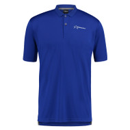 Prodigy Disc Spin Polo Shirt blue