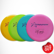 Ragna Bygde 2012 European Champion S.E. Set of 4 discs - SOLD OUT