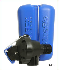 "3/4"" XTRAFLO Trough Valve & Float"