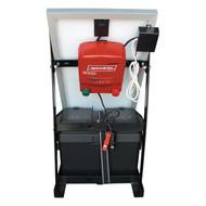 **Economical 3 Joule Complete Solar Set-Up, No More Weak Solar Setups!! Speedrite 3000  Complete Portable Solar Kit 30 miles