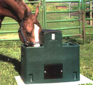Miraco 2900 Two Trough Horse and Livestock Automatic Waterer  Double