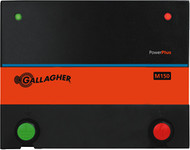 Gallagher PowerPlus M150 110V Plug in 60 Acres/ 11 Miles Charger