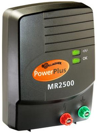 Gallagher MR2500 110V Plug in 1000 Acres/ 50 Miles Pro Charger