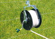 Economy Fence Reel for Electric Wire and Tapes