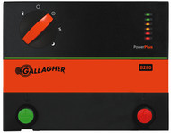 Gallagher B280 12V Complete Professional Solar Kit 110Acres/ 22 Miles Charger