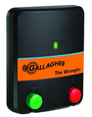 Gallagher Wrangler 110V Plug in 30 Acres/ 6 Miles Charger