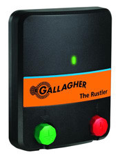 Gallagher Rustler 110V Plug in 20 Acres/ 3 Mile Charger