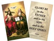 Trinity Holy Card