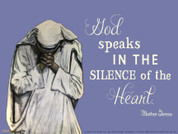God Speaks Wall Graphic II