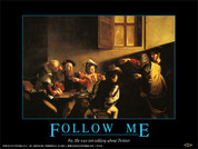 """Follow Me on Twitter"" Wall Graphic"