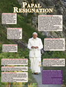 Papal Resignation Explained Teaching Tool