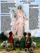 The Three Secrets of Fatima Explained Teaching Tool
