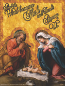 Nativity Wall Graphic