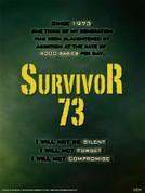 Survivor '73 Wall Graphic