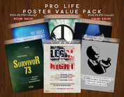 Pro-life value pack