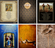 Common Prayers Wall Graphic Value Pack