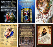Rosary Wall Graphic Value Pack