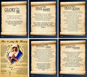 Rosary Wall Graphic Value Pack II