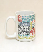 Mary, Mother of God Quote Mug