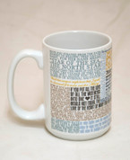 Saint Louis de Montfort Quote Mug