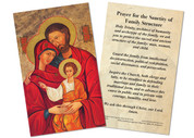 Prayer for the Sanctity of Family Structure