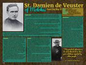 Saint Damien de Veuster of Molokai Explained Poster
