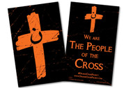 We are the People of the Cross Prayer Card