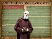 Venerable Solanus Casey, O.F.M. Poster