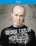 GEORGE CARLIN - LIFE IS WORTH LOSING BLU-RAY