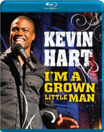 KEVIN HART (WS) - I'M A GROWN LITTLE MAN (WS) BLU-RAY