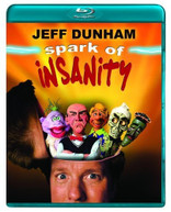 JEFF DUNHAM (WS) - SPARK OF INSANITY (WS) BLU-RAY