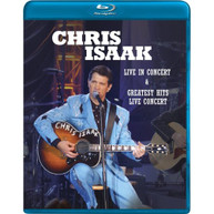 CHRIS ISAAK - GREATEST HITS: LIVE BLU-RAY