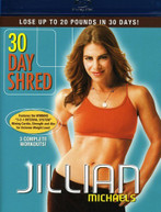 JILLIAN MICHAELS - 30 DAY SHRED BLU-RAY