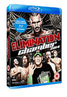 WWE - ELIMINATION CHAMBER 2014 (UK) BLU-RAY