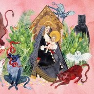FATHER JOHN MISTY - I LOVE YOU HONEYBEAR CD
