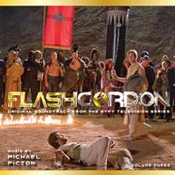 MICHAEL PICTON - FLASH GORDON 3 TV SOUNDTRACK CD