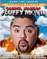GABRIEL (2PC) IGLESIAS /  (EXTENDED) - FLUFFY MOVIE (2PC) / BLURAY