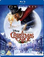 A CHRISTMAS CAROL (UK) BLU-RAY