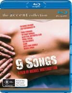 9 SONGS (2004) BLURAY