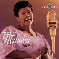 MAHALIA JACKSON - BEST OF CD