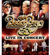 BEACH BOYS - LIVE IN CONCERT: 50TH ANNIVERSARY BLU-RAY