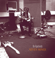 APARTMENTS - SEVEN SONGS CD