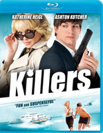 KILLERS (2010) (WS) BLU-RAY