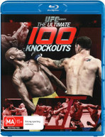UFC: THE ULTIMATE 100 KNOCKOUTS (2013) BLURAY